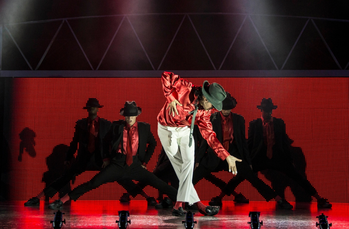 Thriller Live Uk Tour  January