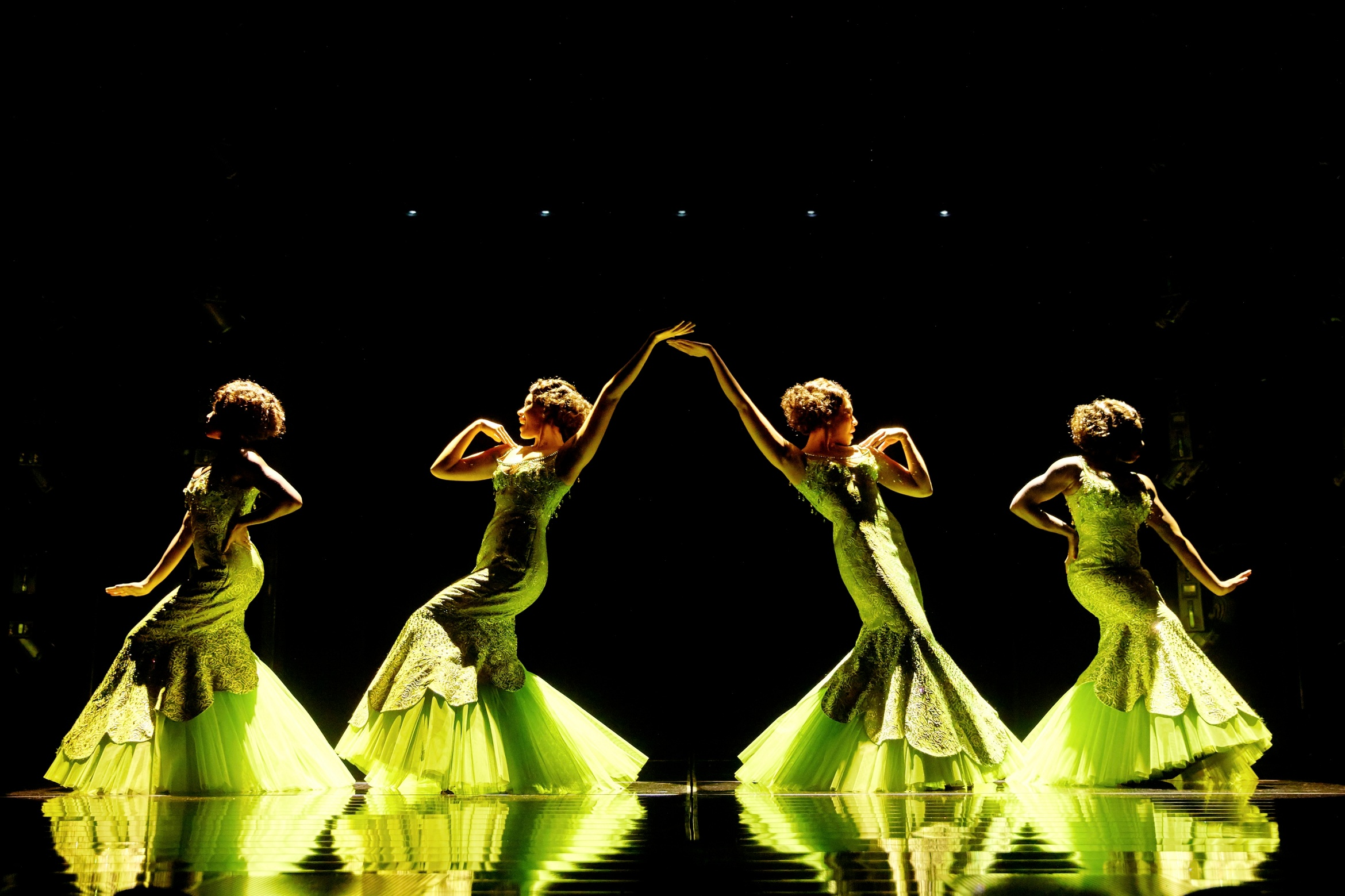 Sonja Friedman ProductionsDREAMGIRLS  _R014386