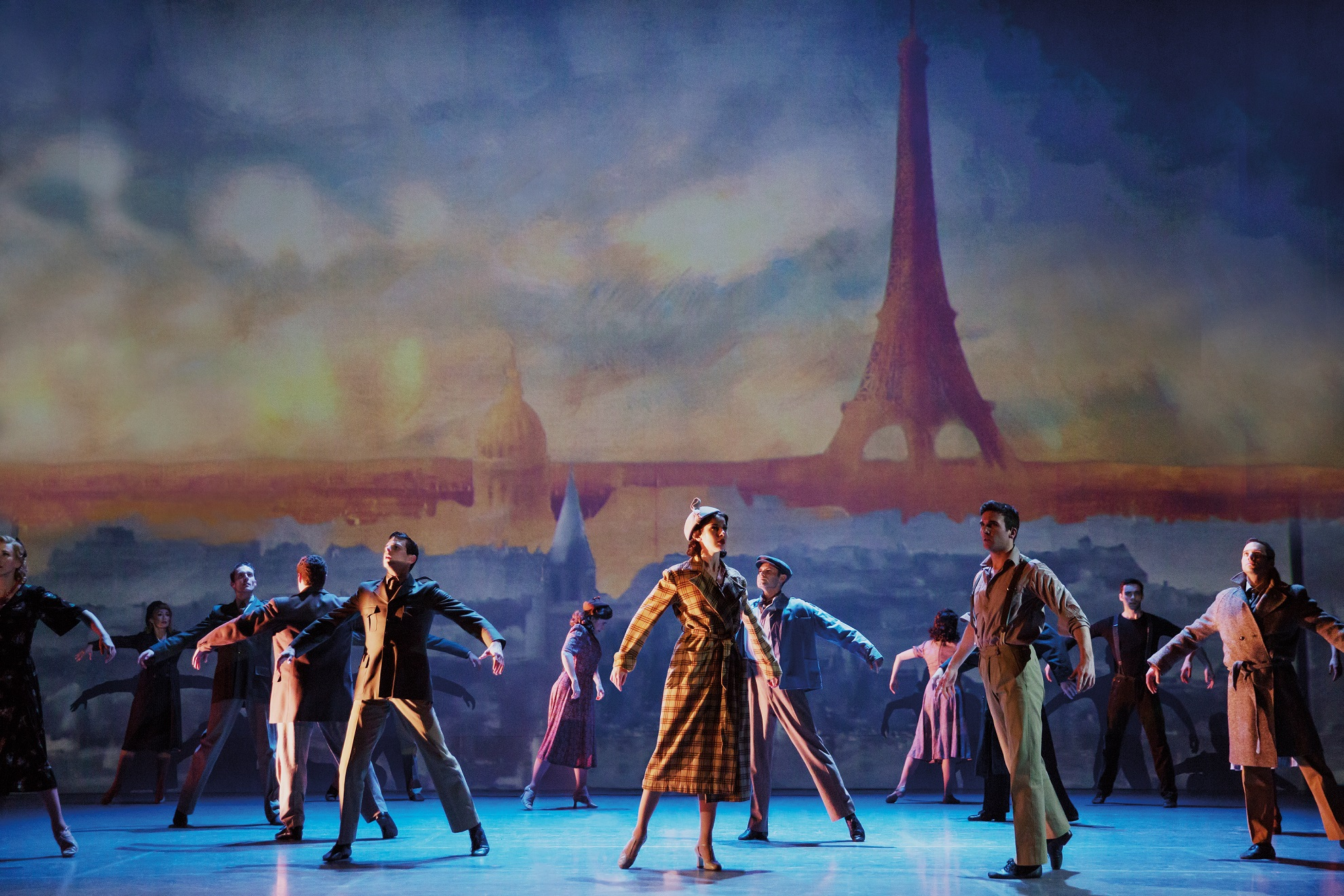 An American in Paris. Original Broadway Cast. Credit Matthew Murphy.jpg.jpg