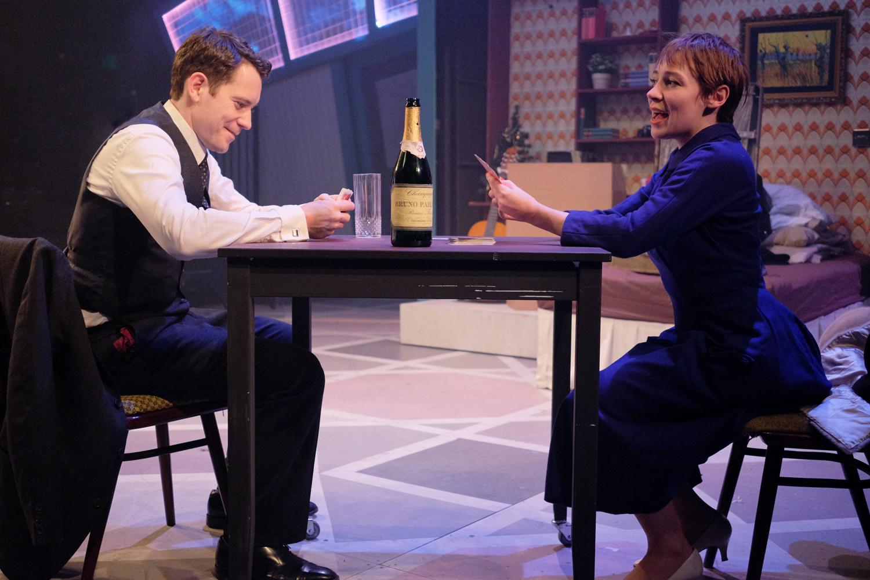 Gabriel Vick as Chuck & Daisy Maywood as Fran 4.jpg