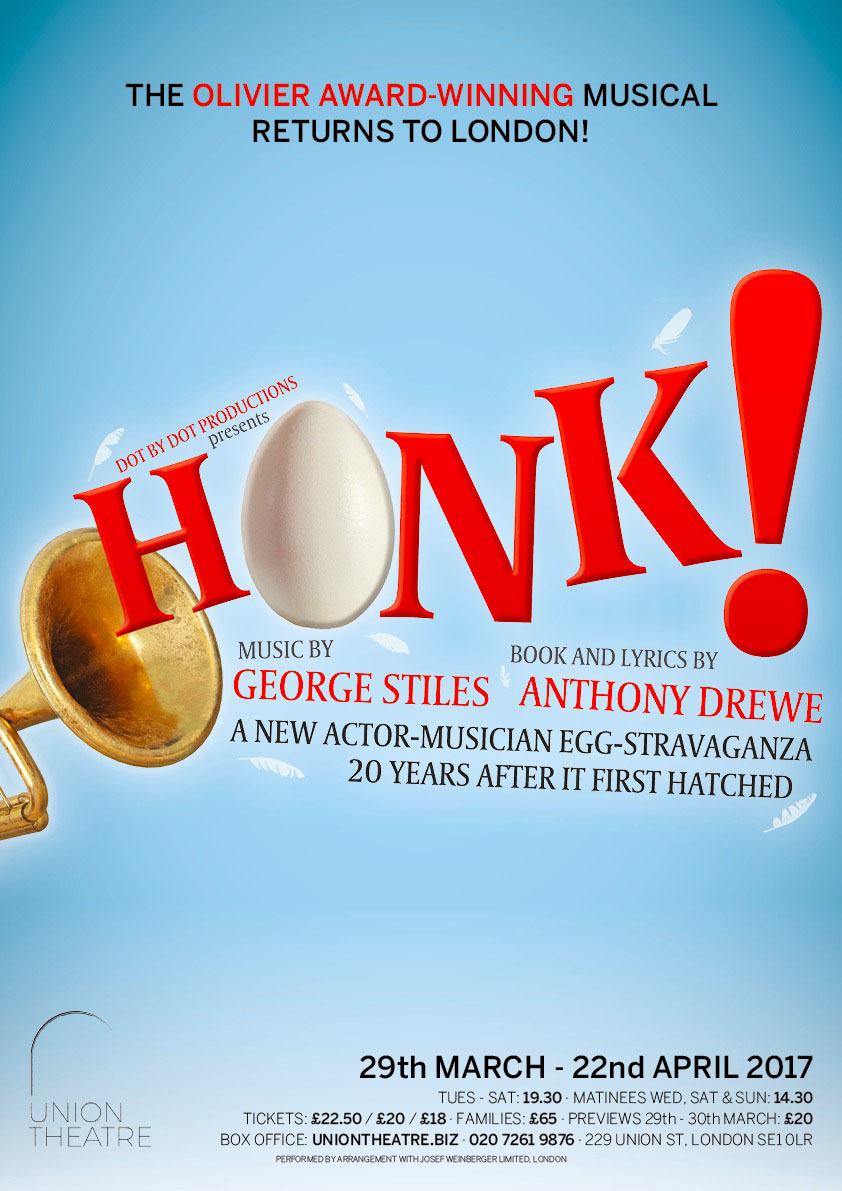 honk-poster