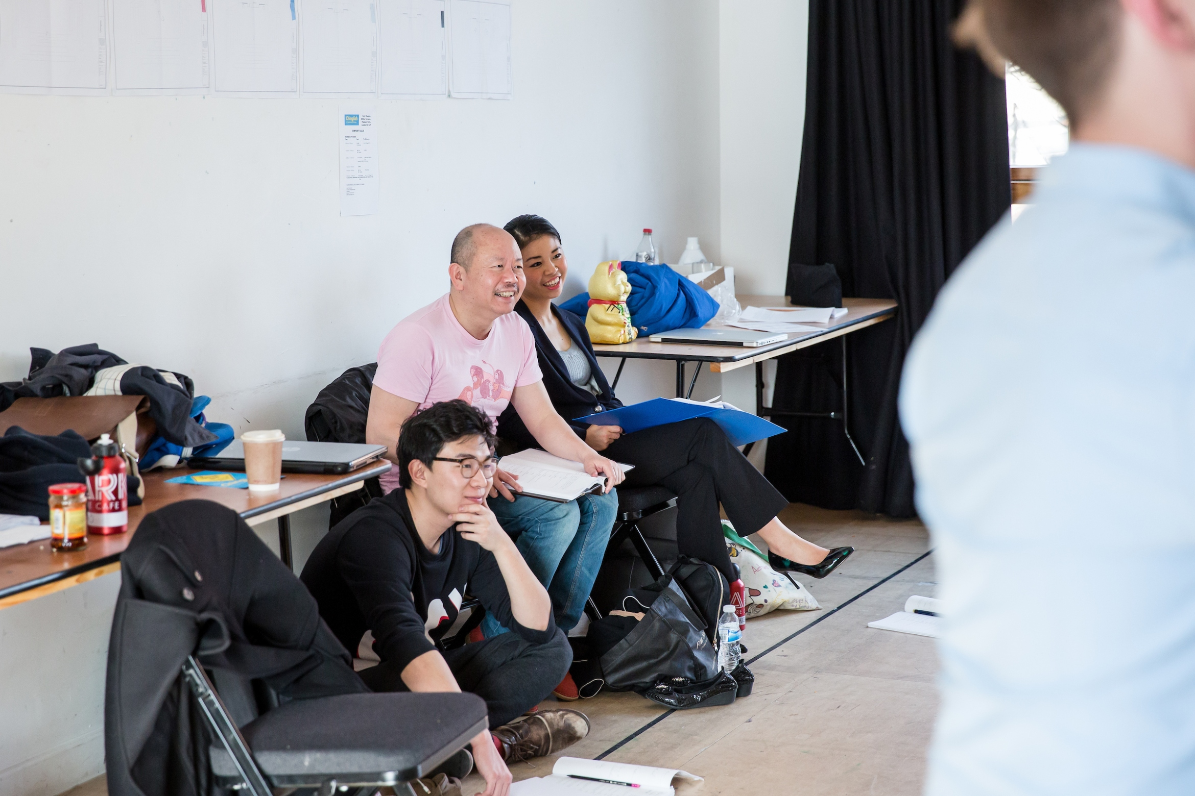 Chinglish in Rehearsals at Park Theatre