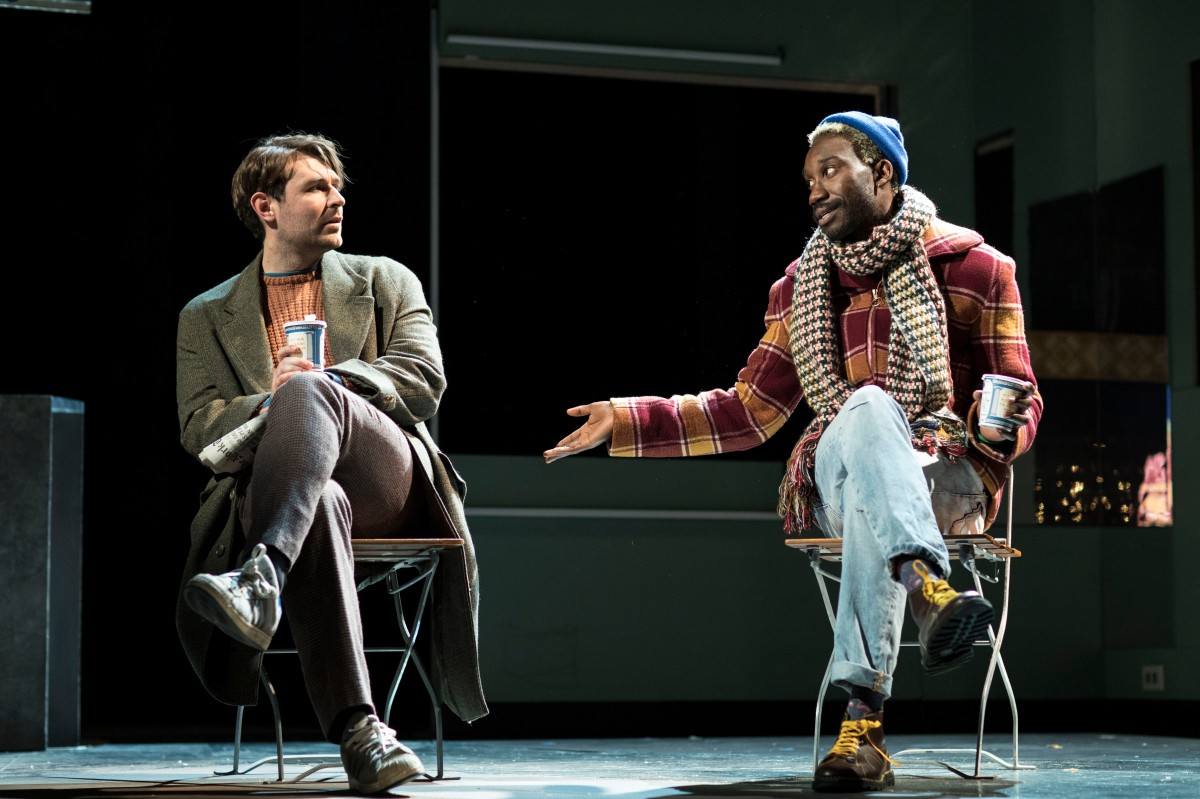 "angels in america love and ""angels in america"" returns to broadway to help remind us why tony kushner was the lin-manuel miranda of the 1990s it's the first broadway revival for this 1993 marathon aids drama, and."