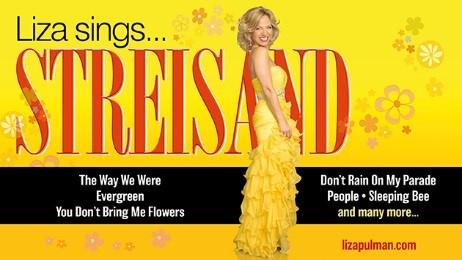 Liza sings Streisand