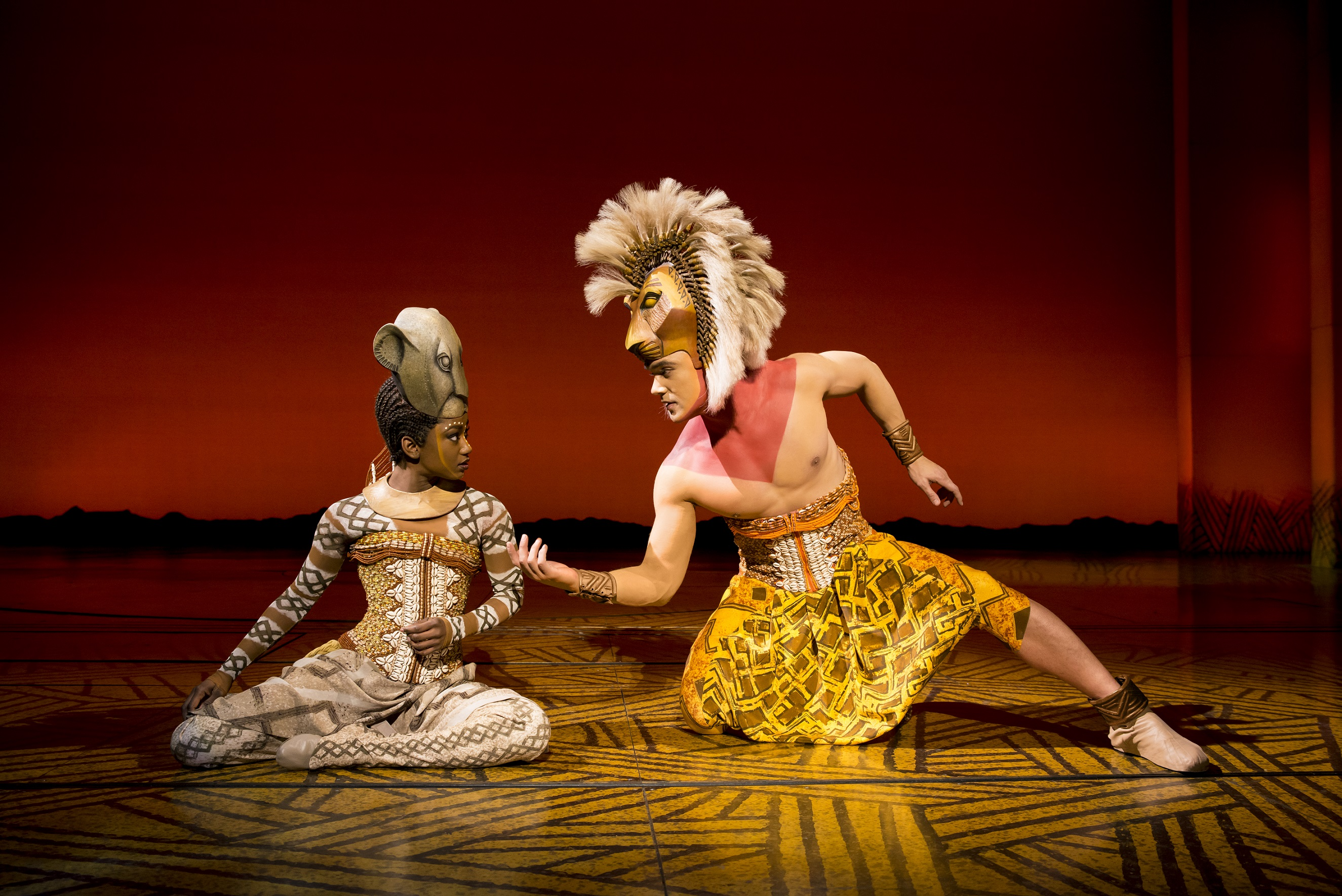 news  disney u2019s the lion king announces new cast