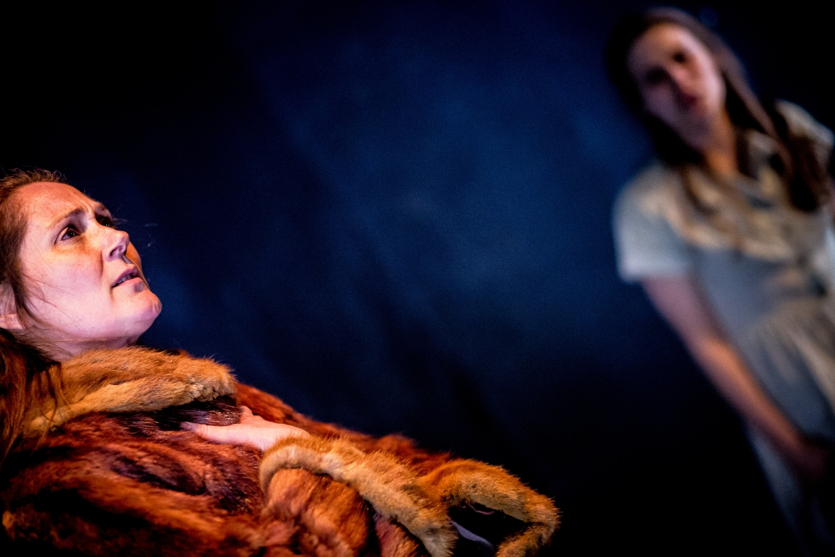 No Place For A Woman 3Ruth Gemmell and Emma Paetz  Photo Jack Sai.jpg