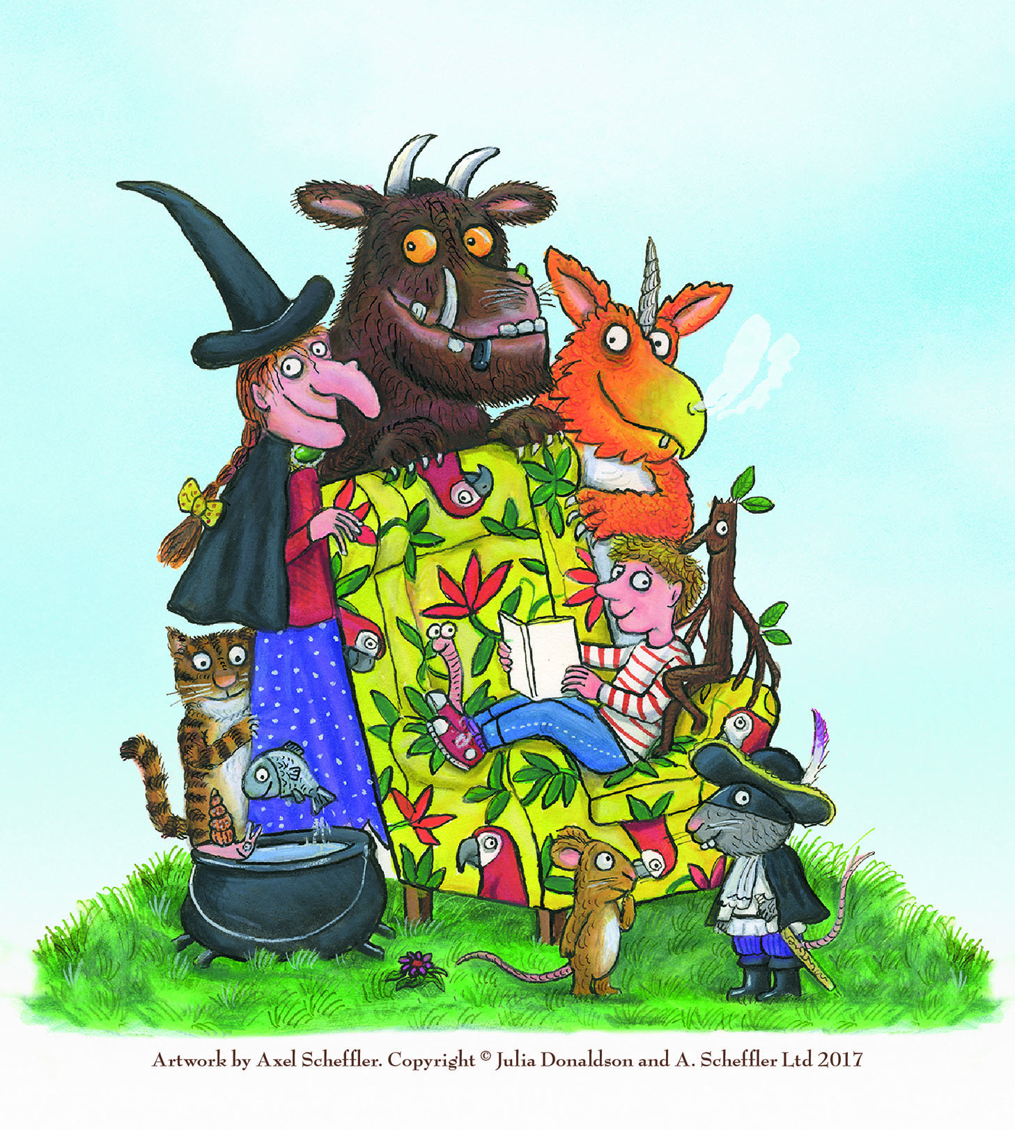 A World Inside a Book - Gruffalo, Dragons and other Creatures.jpg