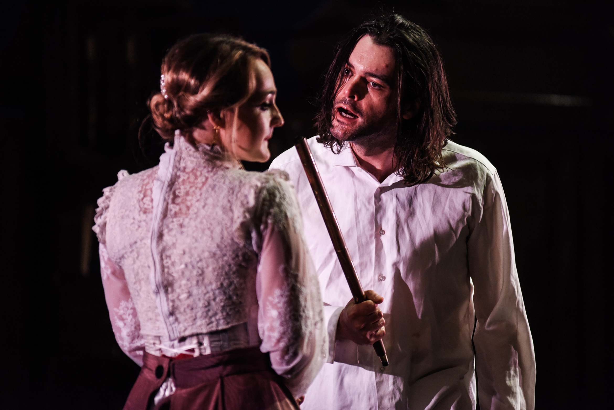 Paige Round and Jack Bannell in The Strange Case of Dr Jekyll & Mr Hyde, credit Alex Harvey-Brown. (2).jpg
