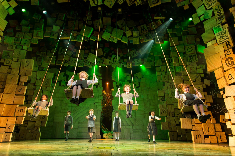 18 - Royal Shakespeare Companys Matilda The Musical. Credit Manuel Harlan