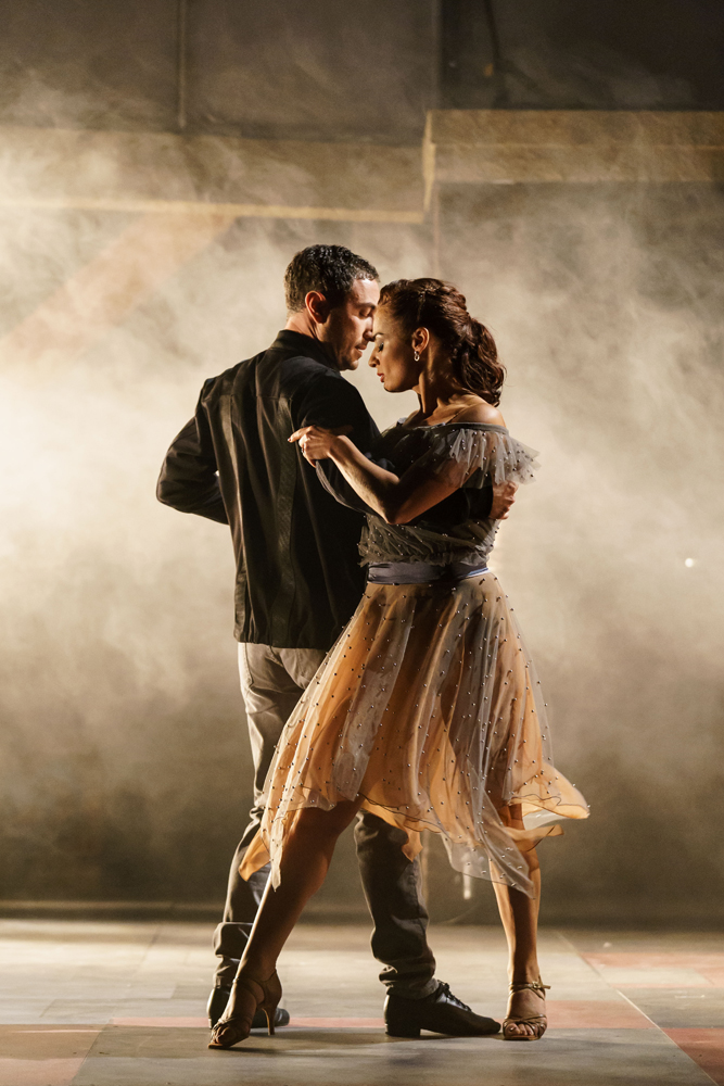 Tango Moderno Vincent Simone and Flavia Cacace (c) Manuel Harlan